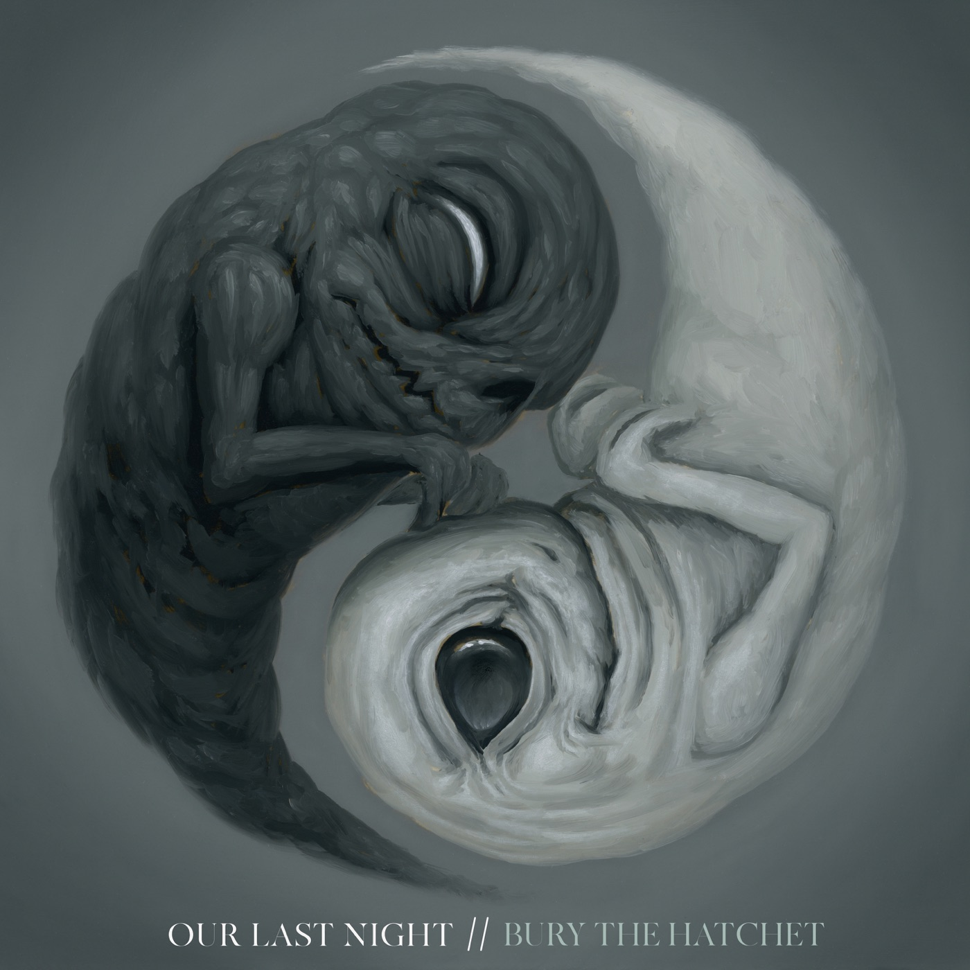 Our Last Night - Bury the Hatchet [Single] (2019)