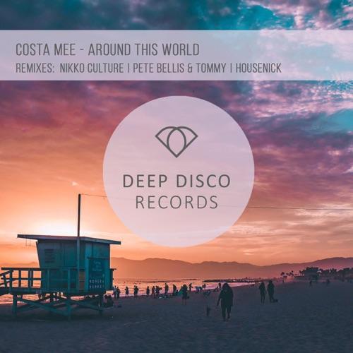 Costa Mee - Around This World  Image
