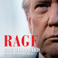 Bob Woodward - Rage (Unabridged) artwork