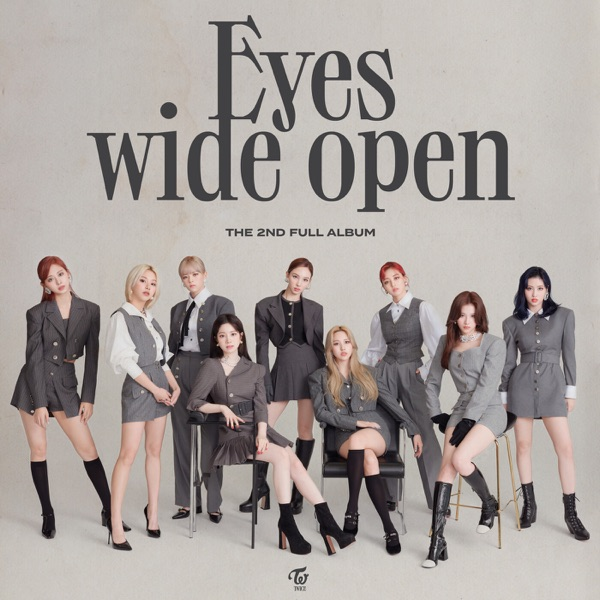 TWICE – Eyes wide open [iTunes Plus AAC M4A] Download Free