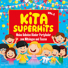 Various Artists - Kita Superhits, Vol. 2: Meine liebsten Kinder Partylieder Grafik