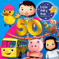 Little Baby Bum Nursery Rhyme Friends - 50 LittleBabyBum Nursery Rhyme Hits! artwork