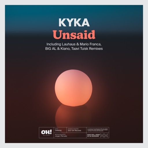 Unsaid - EP by Kyka