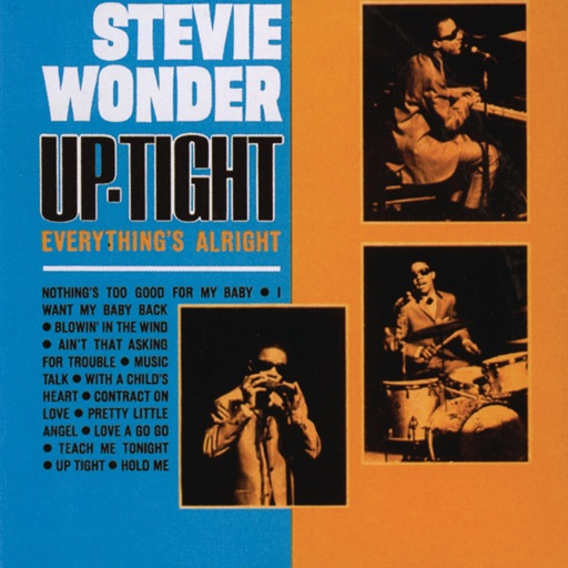 Art for Blowin' In The Wind by Stevie Wonder
