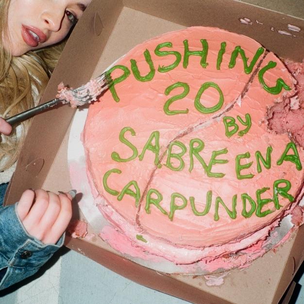 Sabrina Carpenter Pushing 20 M4A