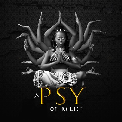 A Psy of Relief Image