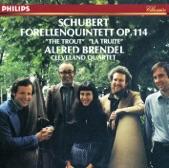 "Alfred Brendel - Schubert: Piano Quintet in A, D.667 - ""The Trout"" - 4. Thema - Andantino - Variazioni I-V - Allegretto"
