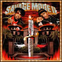 21 Savage & Metro Boomin - SAVAGE MODE II artwork