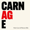 Nick Cave & Warren Ellis - CARNAGE artwork
