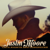 Justin Moore - The Ones That Didn't Make It Back Home  artwork