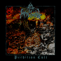 Act of Impalement - Perdition Cult artwork