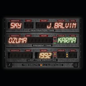 SKY, J. BALVIN, OZUNA - Karma Chords and Lyrics