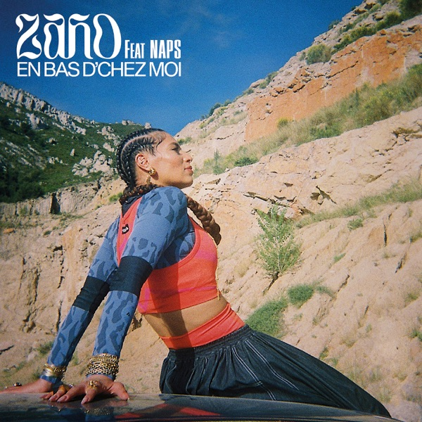 En bas d'chez moi (feat. Naps) - Single - Zaho