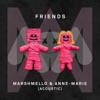 FRIENDS (Acoustic) - Single, Marshmello & Anne-Marie