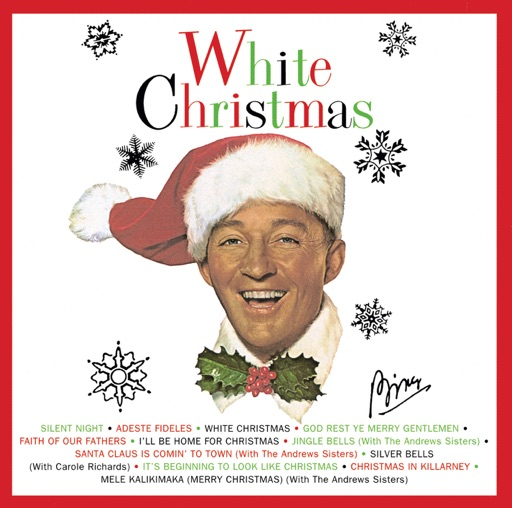 Art for Silent Night by Bing Crosby