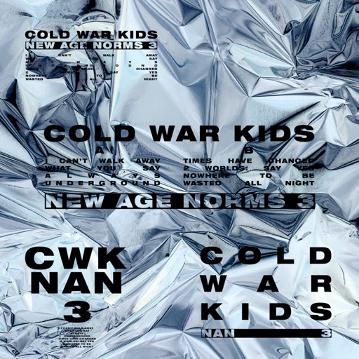 Art for What You Say by Cold War Kids