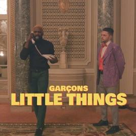 Garçons – Little Things – Single [iTunes Plus M4A] | iplusall.4fullz.com