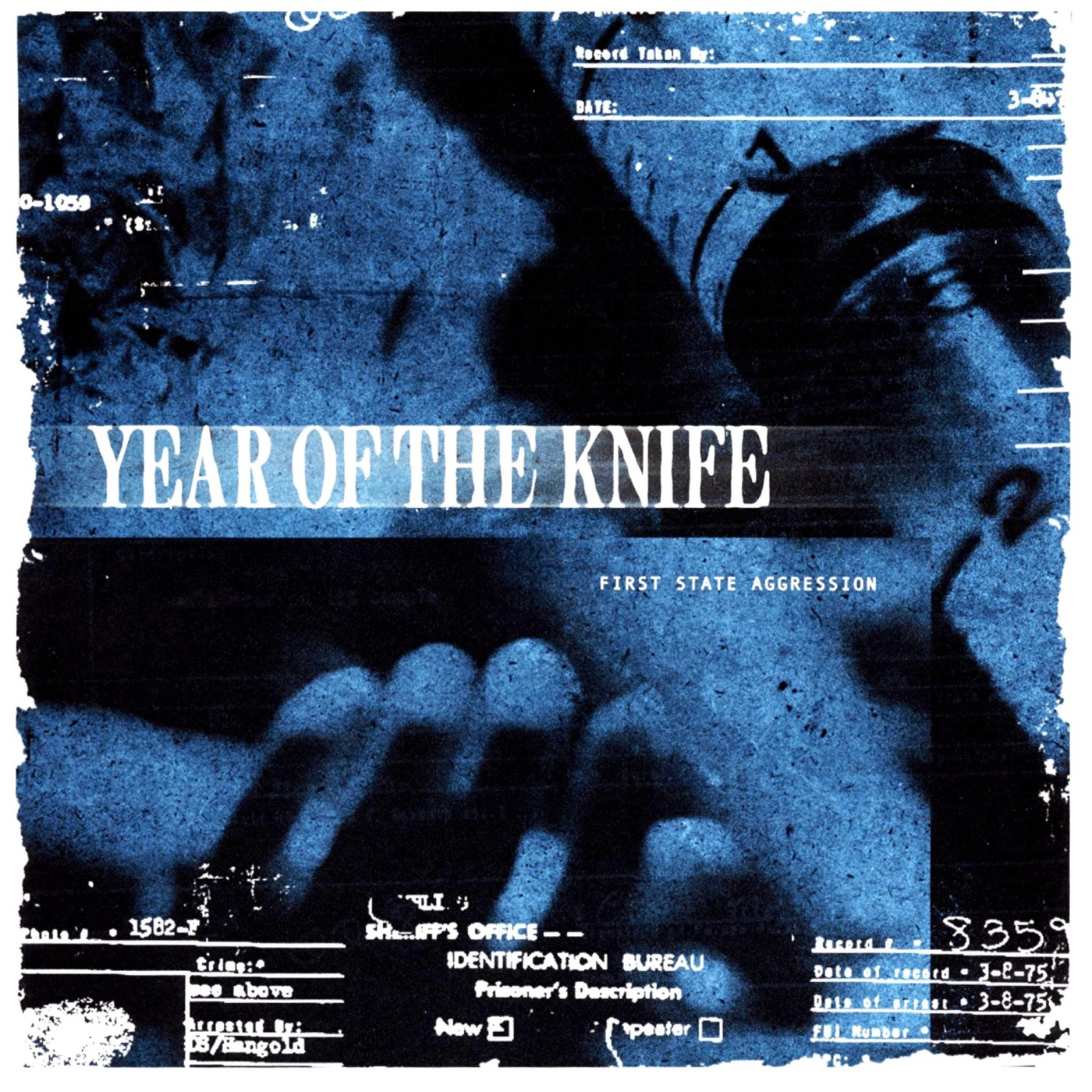 Year of the Knife - First State Aggression [EP] (2018)