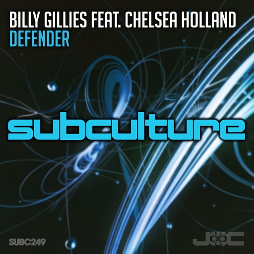 Defender (feat. Chelsea Holland) - Single by Billy Gillies
