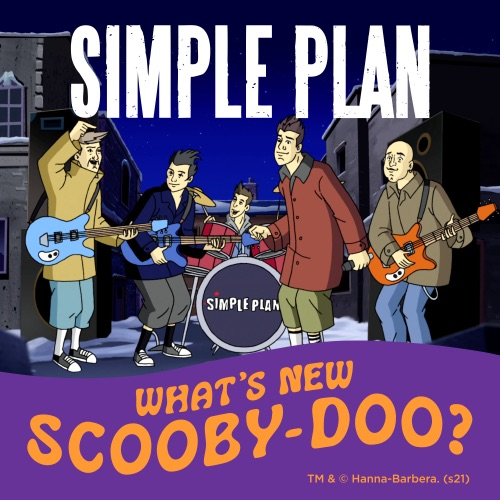 Simple Plan - What's New Scooby-Doo? - Single [iTunes Plus AAC M4A]