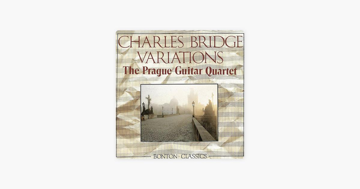Duarte Mysliveče Praetorius Rak Ravel Vivaldi Charles Bridge