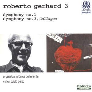 Víctor Pablo Pérez & Orquesta Sinfónica de Tenerife - Gerhard: Symphony No. 1 & Symphony No. 3