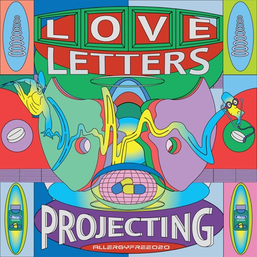 Projecting - EP by Love Letters