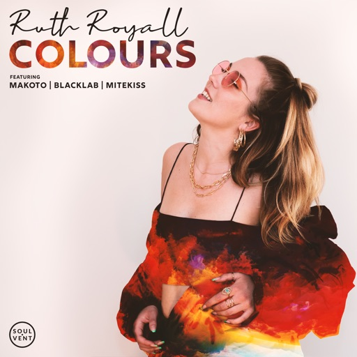 Colours - EP by Ruth Royall
