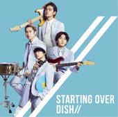 Starting Over/DISH//ジャケット画像