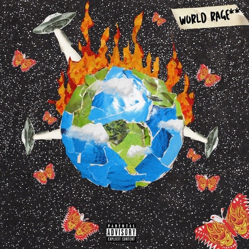 Lil Skies - World Rage - Single