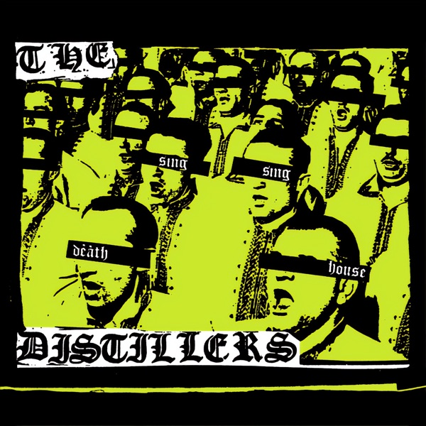 The Distillers mit I Am a Revenant