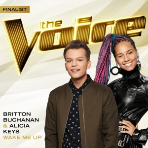 Wake Me Up (The Voice Performance) - Single Mp3 Download