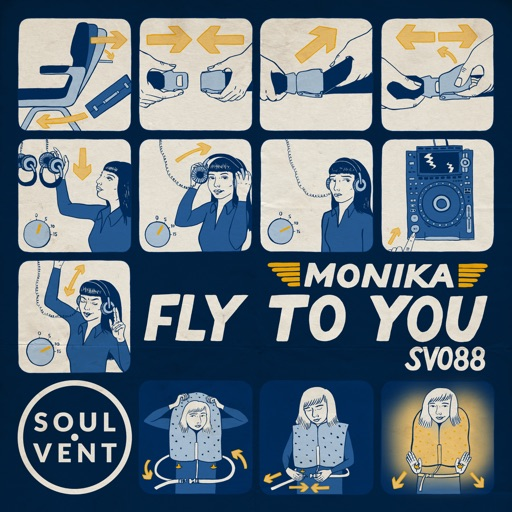 Fly to You - Single by Monika