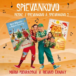 Mária Podhradská & Richard Čanaky - Piesne Spievankovo 1 a Spievankovo 2