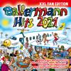Verschiedene Interpreten - Ballermann Hits 2021 (XXL Fan Edition) Grafik