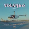 Mora, Bad Bunny & Sech - Volando (Remix) portada