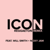 Jaden - Icon (feat. Will Smith & Nicky Jam) [Reggaeton Remix] artwork