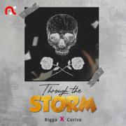 Through the Storm (feat. Bigga) - Corizo
