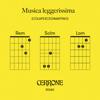 Colapesce, Dimartino & Cerrone - Musica leggerissima (Cerrone Remix) artwork