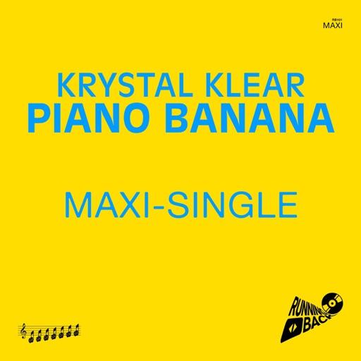 Piano Banana by Krystal Klear