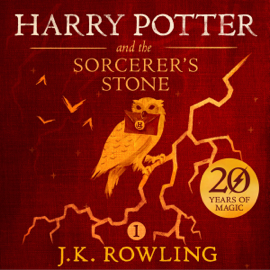 Harry Potter and the Sorcerer's Stone, Book 1 (Unabridged) audiobook