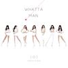 I.O.I - Whatta Man (Good man) ilustración
