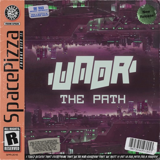 The Path - Single by Undr