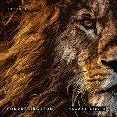 Conquering Lion