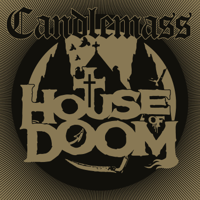 Candlemass - House of Doom - EP artwork