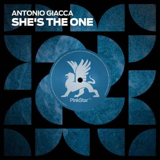 She's the One - Single by Antonio Giacca