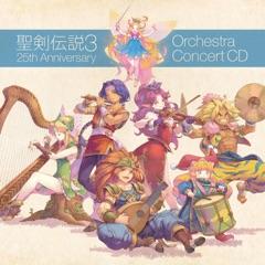 聖剣伝説3 25th Anniversary Orchestra Concert CD (Concert Version) [Concert]