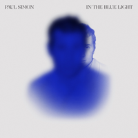 Paul Simon - In the Blue Light artwork