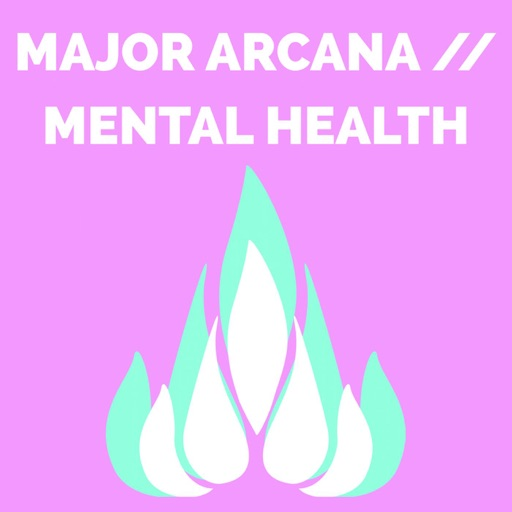 Cover image of The Major Arcana & Mental Health
