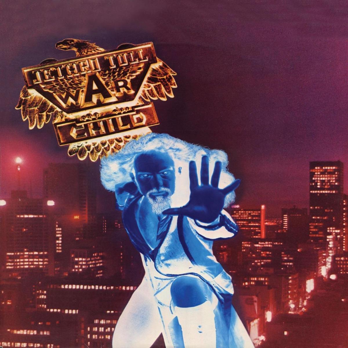 War Child Album Cover by Jethro Tull